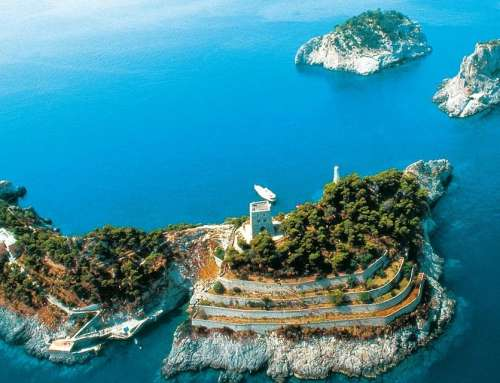 Li Galli, myth and history of the private paradise on the Amalfi Coast